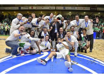 Nanterre a remporté la FIBA Europe Cup