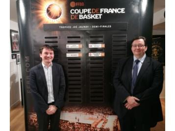 Gérald Nivelon et Alain Contensoux