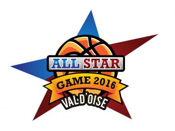 Logo All Star Game Val d'Oise 2016