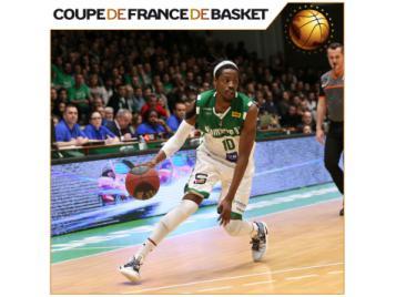 Nanterre a surclassé Nancy en 8e de finale - Photo : PresseSports