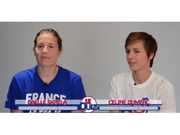 Gaëlle Skrela vs Céline Dumerc