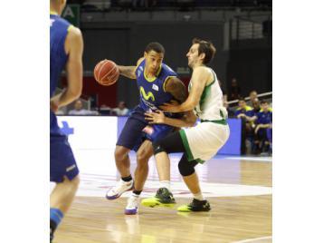 Edwin Jackson - Estudiantes Madrid