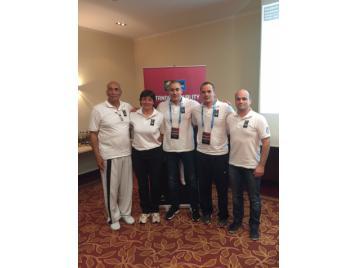 Ronnie Nunn et les arbitres français