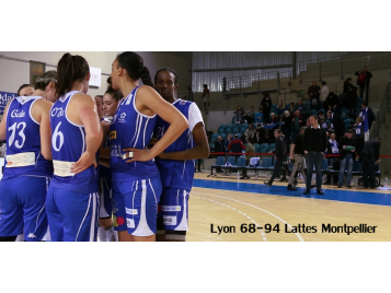 Equipe Lattes Montpellier