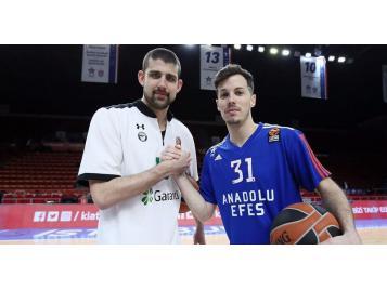 Adrien Moerman et Thomas Heurtel