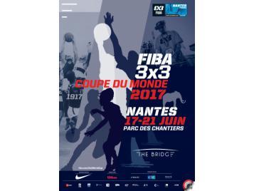 Affiche Coupe du Monde 3X3