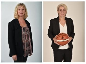 Yannick Souvré et Cathy Melain
