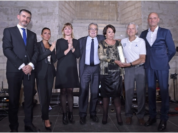 Le Trophée Robert Busnel Yvan Mainini a été attribué au Pole France BasketBall Yvan Mainini
