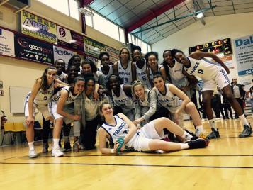Les U16 féminines ont remporté le tournoi du Poinçonnet