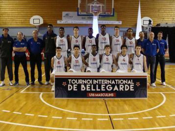 Equipe de France U16 au Tournoi de Bellegarde