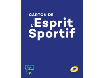 carton de l'Esprit Sportif