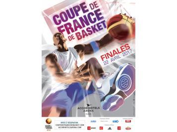 Affiche des finales de la Coupe de France 2017