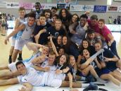 Les équipes U15 F et U15 M de la Ligue d'Aquitaine ont remporté le TIL 2017
