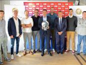Jury du Trophée Alain Gilles 2017