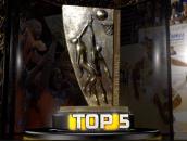 Top 5 spécial Finales Coupe de France