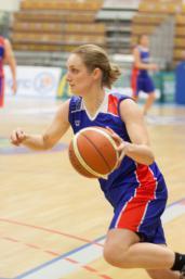 joueuse Equipe de France féminine militaire
