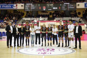 Les vice-championnes d'Europe 2017