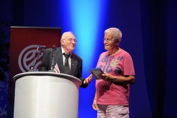 Marie Françoise Bethoux est partie à l'âge de 79 ans