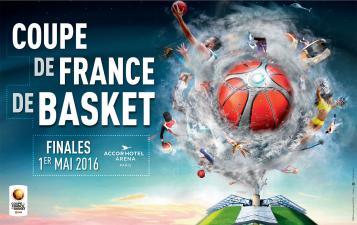 Affiche finales Coupe de France