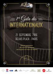 Affiche 1er Gala des internationaux