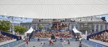 Arena Coupe du Monde 3x3