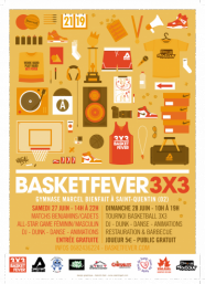 Basket Fever 3X3