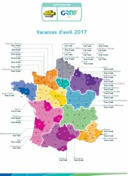 Carte CGB - Avril 2017
