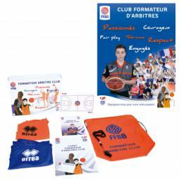 Formation Arbitres Club