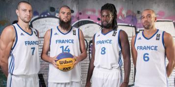 L'Equipe de France 3X3