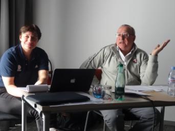Chantal Julien et Alain Weisz
