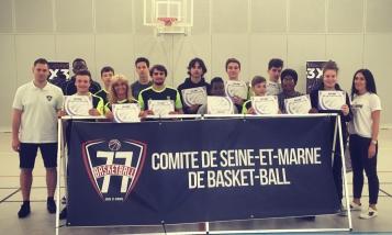 Les nouveaux arbitres de Seine et Marne