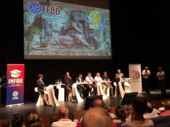 Le campus FFBB s'est ouvert hier à Belfort
