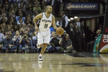 Tony Parker - Spurs