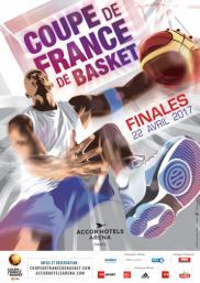 Affiche finales Coupe de France 2017