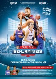 Visuel Challenge Benjamin(e)s 2017-2018
