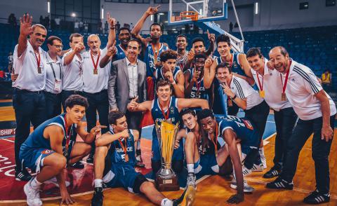 Equipe de France U16 Masculine