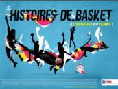 A l'épreuve du temps, le développement du basket français