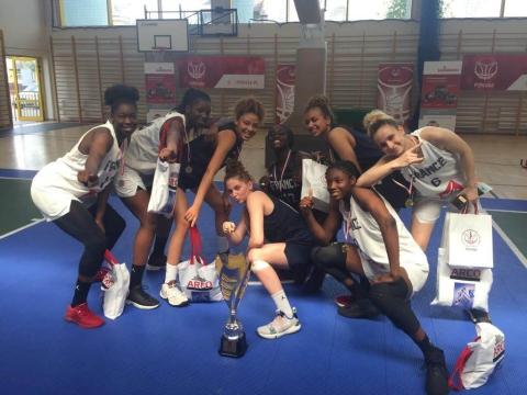 U18 3x3 vainqueur Pologne