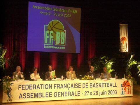 AG 2003 Angers