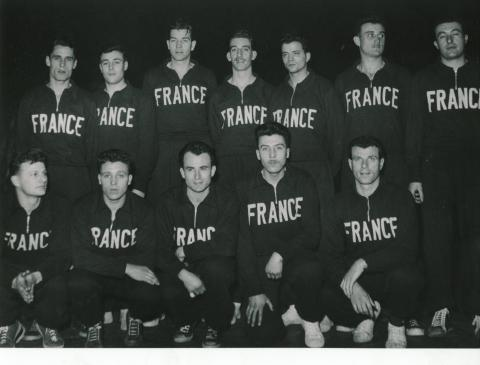 Equipe de France 1950