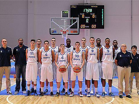 Equipe MasculinFfbb U18 France U18 U18 De France France Equipe De Equipe MasculinFfbb De OZPkXuiT