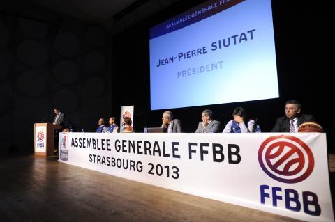 AG 2013 à Strasbourg