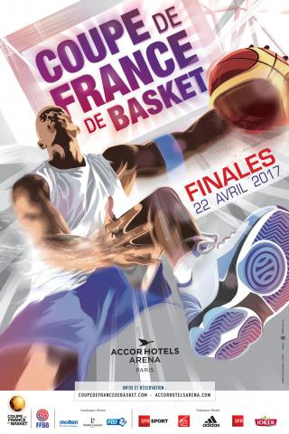 Affiche Finales Coupe de France
