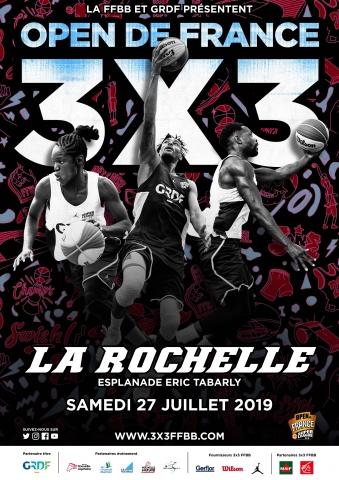 Open France 3x3 2019