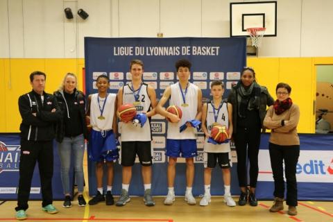 Fenerbahçe, vainqueurs du Basketly garçons