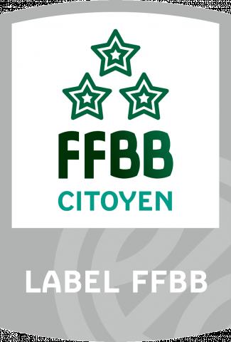 logo FFBB CItoyen 3 étoiles