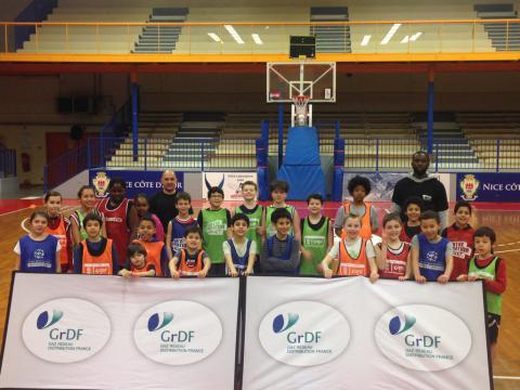 Centres Génération basket