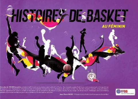 La reconnaissance du basket féminin en France