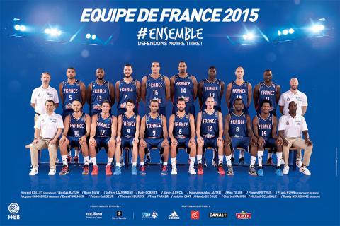 Equipe de France 2015