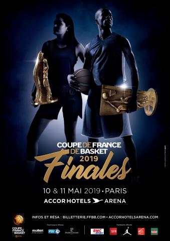 affiche Coupe de France 2019